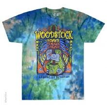 Woodstock Music Festival Tie Dye
