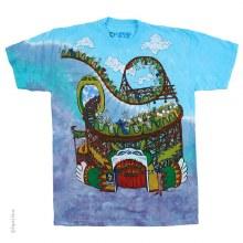 Grateful Dead Amusement Park Tie Dye