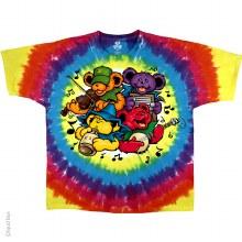 Grateful Dead Bear Jamboree Tie Dye