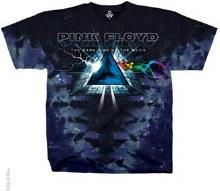Pink Floyd Dark Side Vortex Tie Dye