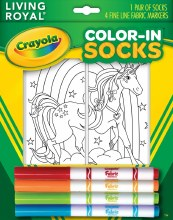 Crayola Color In Unicorn Land