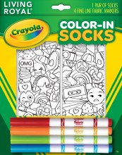 Crayola Color In Stickers