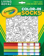 Crayola Color In Out Of Orbit