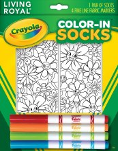 Crayola Color In Flower Fun