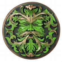 Green Man Wall Hanging