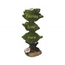 Hairies Live Here Wall Hanging