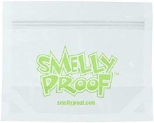 Smelly Proof Bag Clear Small