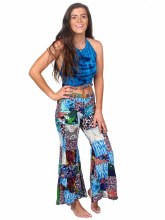 Patchwork Bell Bottoms