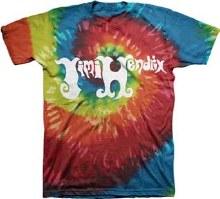 Jimi Hendrix Tie Dye