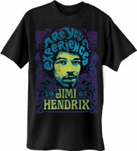 Jimi Hendrix Are You Experienced Black