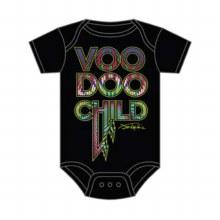 Jimi Hendrix Kids VooDoo Onesie