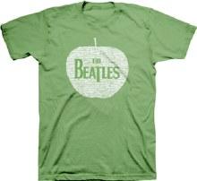 The Beatles Apple Logo