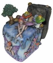 Dream Fairies Magic Lock Box