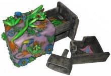 Stretch Tree Frog Magic Lock Box