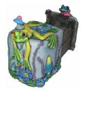 Dual Frogs Magic Lock Box