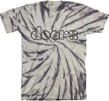 The Doors Classic Logo Tie Dye