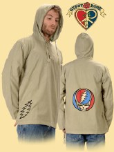 Grateful Dead Steal Your Face Hoodie