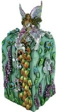 Flower Fairy Jewelry Box