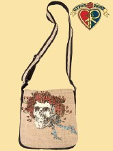 Grateful Dead Bertha Hemp Bag