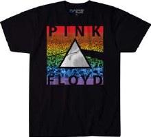 Pink Floyd Darkside of the Moon Rainbow Prism