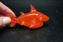 Shark Pendant by Niko Cray