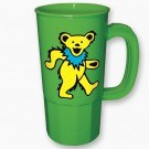 Grateful Dead Bear Green Plastic 22oz Cup