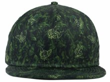 Doja Snapback Stash Hat