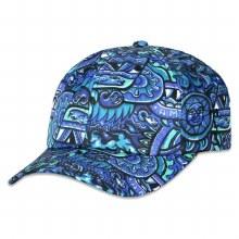 Grassroots x Chris Dyer Serpent Blue Dad Hat