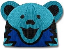 Grateful Dead Bear 3D Beanie