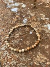 Energy Bead Bracelet Picture Jasper 4mm
