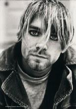 Kurt Cobain Suicide Poster Flag