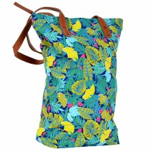 Leafy Jungle Tote Bag