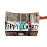 Happy Camper Coin Bag by Clea Ray