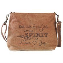 Fruit of the Spirit Bag by Clea Ray