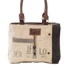 JFK Key Tote Bag by Clea Ray