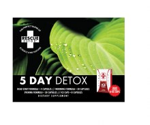 Rescue Detox 5 Day Body Cleanser