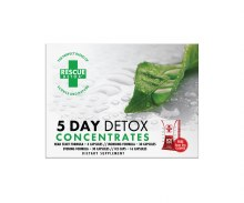 Rescue Detox 5 Day Body Cleanser Concentrates