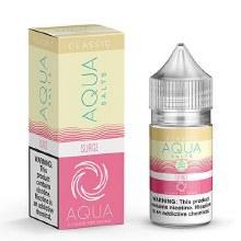 Aqua E-Juice Surge 30mL Salt Nicotine 50mg