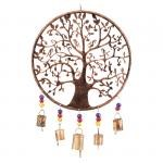 Copper Tree of Life Chime