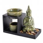 Green Buddha Oil Burner