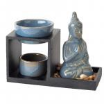 Blue Buddha Oil Burner