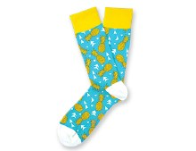 Pineapple Express Socks Big Feet