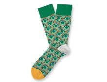 Lucky Rainbow St. Patrick's Day Socks Big Feet