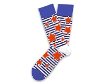 Politically Incorrect USA Socks Big Feet