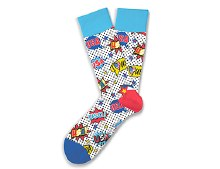 Loud N Proud USA Socks Big Feet