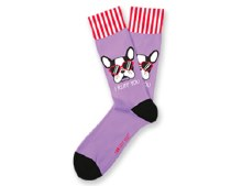 I Ruff You Valentine's Day Socks Big Feet