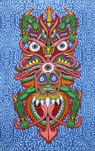 Boogie Man Tapestry