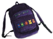Grateful Dead Backpack Zen Bear Backpack