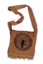 Celtic Tree Shoulder Bag
