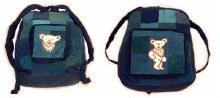 Grateful Dead Corduroy Backpack